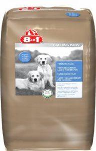 8in1 102281 Lot de 30 tapis éducateur pou chien parfum herbe fraîche de la marque 8 in 1 image 0 produit