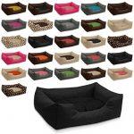 BedDog lit pour chien MIMI, noir, XL env. 102x87 cm,Panier corbeille, coussin de chien de la marque BedDog image 2 produit
