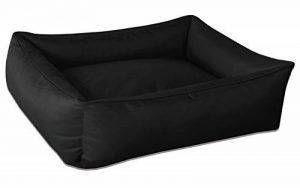 BedDog MAX, noir, XXXL env. 150x110 cm,Panier corbeille, lit pour chien, coussin de chien de la marque BedDog image 0 produit