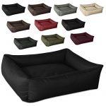 BedDog MAX, noir, XXXL env. 150x110 cm,Panier corbeille, lit pour chien, coussin de chien de la marque BedDog image 3 produit