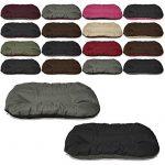 BedDog REX 2en1, Anthracite/Gris, XXL 95x65 cm,Panier corbeille, lit pour chien, coussin de chien de la marque BedDog image 2 produit