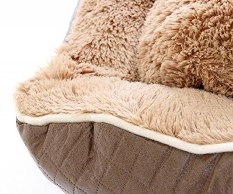 panier cuir chien acheter les meilleurs produits pour. Black Bedroom Furniture Sets. Home Design Ideas