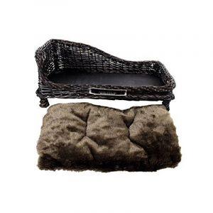 Canapé osier pour chien ; faites une affaire TOP 0 image 1 produit
