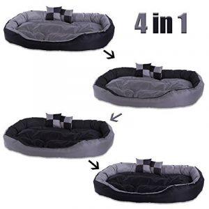 Canapé pour chien grande taille ; acheter les meilleurs modèles TOP 2 image 0 produit