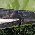 Coussin d'extérieur pour chien, 120 x 80 cm XXL, vert, matériau robuste et étanche à l'eau de la marque SAUERLAND image 2 produit