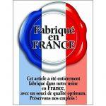 Coussin Tapis Matelas panier pour chien lavable Grand Modèle 110*60 pas cher fabriqué en France de la marque ANIMOLIVERS image 3 produit