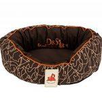 D&S HORSON Corbeille Ovale Ouatine Taille 45 pour Chien de la marque D&S HORSON image 1 produit