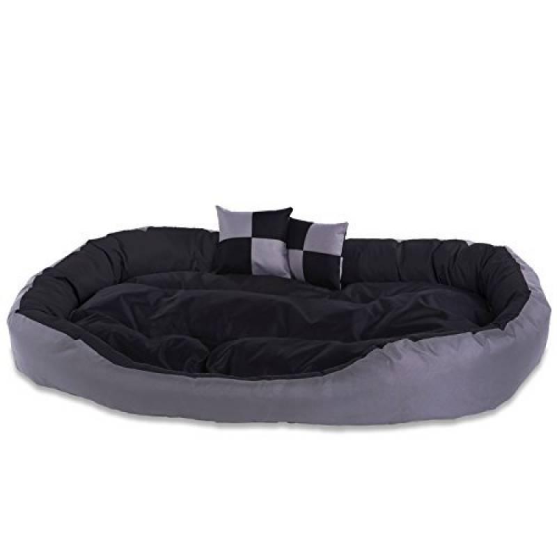 Matelas pour chien m moire de forme comment acheter - Coussin pour canape noir ...