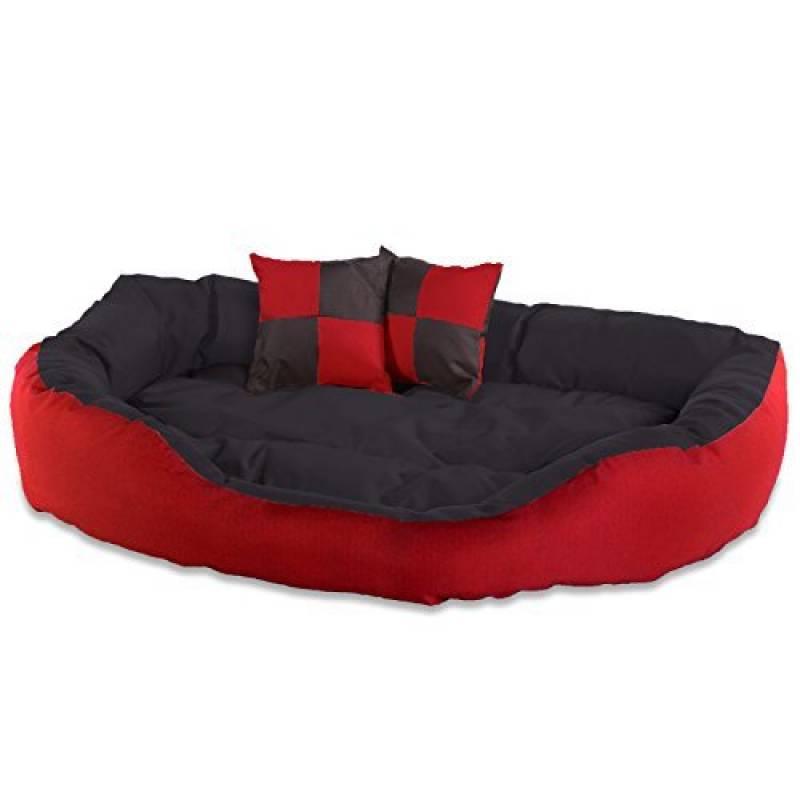 canap pour gros chien top 6 pour 2018 meilleurs coucouches. Black Bedroom Furniture Sets. Home Design Ideas