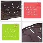 Ferplast Siesta Deluxe 10 Marron Lit en Plastique pour Chiens/Chats de la marque Ferplast image 2 produit