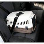 KERBL Box de Transport Expédition pour Chiens 45 X 30 X 30 cm Crème/Taupe de la marque Kerbl image 1 produit