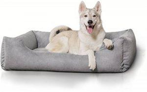 Knuffelwuff Lit pour chien Dreamline XXL 120cm x 85cm Gris de la marque Knuffelwuff image 0 produit