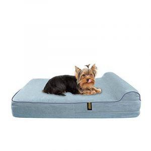 Matelas mémoire de forme chien - trouver les meilleurs modèles TOP 10 image 0 produit