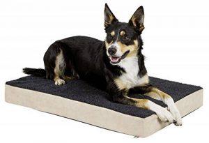 Matelas mémoire de forme chien - trouver les meilleurs modèles TOP 5 image 1 produit