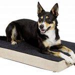 Matelas pour chien à mémoire de forme : comment acheter les meilleurs en france TOP 3 image 1 produit
