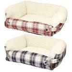 Me & My Lit pliant pour Chien/Chat avec protecteur de canapé - Disponible en bleue ou rouge - Small/Medium/Large de la marque Me & My Pets image 3 produit
