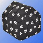 """nanook maison corbeille pour chat /chien """"Homeblack"""" - Taille XL – 47 x 47 x 47 cm de la marque nanook image 3 produit"""
