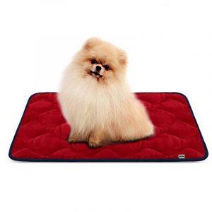 Panier chien rouge - les meilleurs modèles TOP 1 image 0 produit