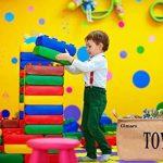 Panier de Rangement, GIMARS 20 Inches Panier à linge Parfait pour rangement de baby jouet, vêtement, chien jouet, enfant livres, serviette, sac à main etc de la marque GIMARS image 3 produit