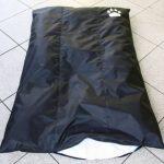 Panier/Matelas pour chien imperméable 105x70 noir de la marque ETS image 2 produit