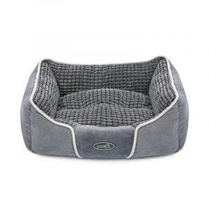 Panier pour chien gris : top 7 TOP 0 image 0 produit