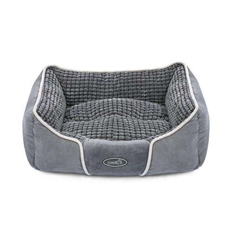 panier pour chien gris top 7 pour 2018 meilleurs coucouches. Black Bedroom Furniture Sets. Home Design Ideas
