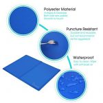 Pecute - Coussin de Gel Rafraîssant pour Chien Chat Animaux (M(50*65cm)) de la marque Pecute image 4 produit