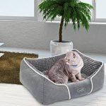 Pecute Coussin Panier Lit Animal de Maïs Queen 80*66*23cm de la marque pecute image 6 produit