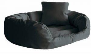 S4-02 SAMMY de TIERLANDO Extra ROBUSTE Canapé du Chien Lit de Chien T. XL 110cm Graphite/Gris de la marque tierlando image 0 produit