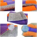 Sild Double Tapis matelas réversible pour animaux domestiques (chiens et chats), doux et matelassé, différentes tailles de la marque SILD image 2 produit