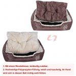 Songmics L Panier Lit Pour Chien Dog Bed Coussin Matelas, 60 x 48 x 15 cm PGW02Z de la marque Songmics image 3 produit