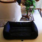 Songmics XL Panier Pour lit chien Dog Bed Coussin Matelas Animaux 100x70x28cm PGW28H de la marque Songmics image 1 produit