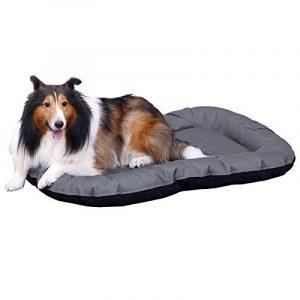 Songmics XXL Lit pour chien pour intérieur et extérieur 120 x 85 cm PGW88G de la marque Songmics image 0 produit