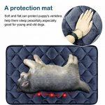 Tapis doux pour chien, Coussin de luxe et durable, Tapis antidérapant et lavable de chien Hero Dog (Gris, grande taille) de la marque Hero Dog image 1 produit