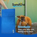 Tapis frais pour chien ; faire des affaires TOP 0 image 5 produit
