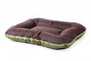 Vert Marron Lit pour chien, taille L XL XXL XXXL, AZOR, fabriqué en UE Canapé pour chien imperméable MultiProject de la marque Azor image 0 produit