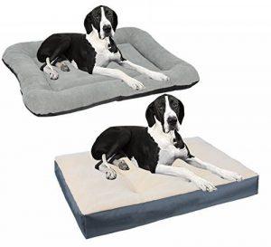 WOLTU® Coussin pour chien Dimensions 90*70*10cm,lit animaux matelas pour Pet,Gris HT2063gr3-c de la marque Woltu image 0 produit