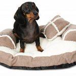 Aspen pour animal domestique 20x 16Canapé lit avec oreiller (les couleurs peuvent varier) de la marque Petmate image 4 produit