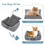 Coussin pour chien lavable en machine - choisir les meilleurs modèles TOP 1 image 2 produit