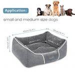 Coussin pour chien lavable en machine - choisir les meilleurs modèles TOP 1 image 4 produit