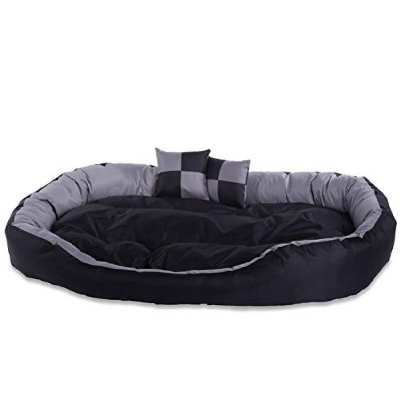 Tapis m moire de forme pour chien comment acheter les - Coussin pour canape noir ...