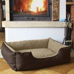 Grand lit pour chien ; faire des affaires TOP 6 image 0 produit