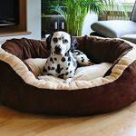 Knuffelwuff Lit pour chien Heaven S - M 80 x 70cm - Extra moelleux de la marque Knuffelwuff image 0 produit