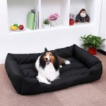 Songmics Panier lit chien Dog Bed Coussin Matelas pour chien XXL 120x85x30cm PGW30H de la marque Songmics image 1 produit